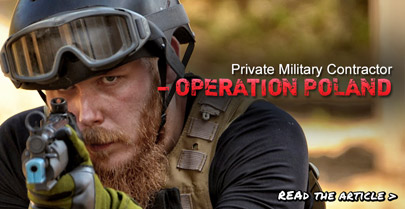 Alasin: Private Military Contractor - OPERATION POLAND
